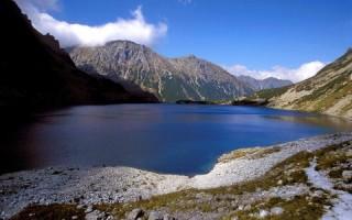 Sédiments de lac